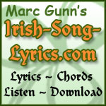 Irish Song Lyrics, Chords, Download MP3s, Irish Podcast